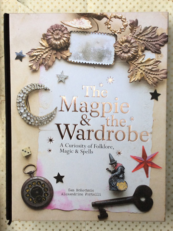 The Magpie & the Wardrobe Book